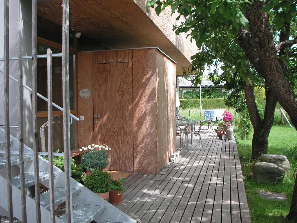 Gsottbauer bauten for Architektur werkstatt