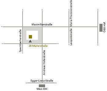 Gsottbauer kontakt for Architektur werkstatt