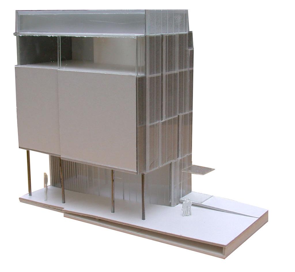 Gsottbauer gmp labore univ for Architektur werkstatt
