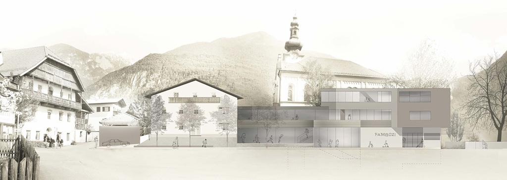 Gsottbauer fambozi for Architektur werkstatt